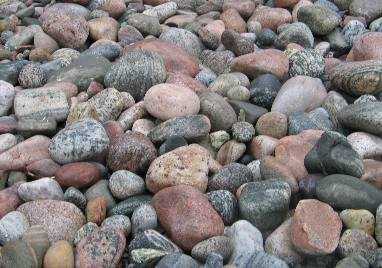 Pin river rocks on pinterest for What are river stones