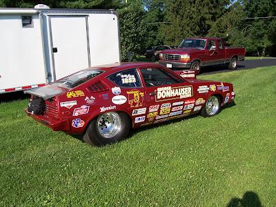 Auto Auction Md >> Car Magazine: Rick Jones Mopar Race cars