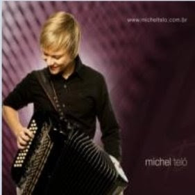 Cd Michel Teló - Balada Sertaneja