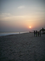 Bojo Beach at Sunset!