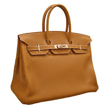 I Need This: Hermès 40cm Birkin Bag in Gold Togo Leather