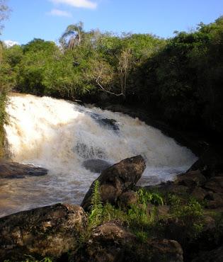 Cachoeiras em Pocinhos do Rio Verde - MG