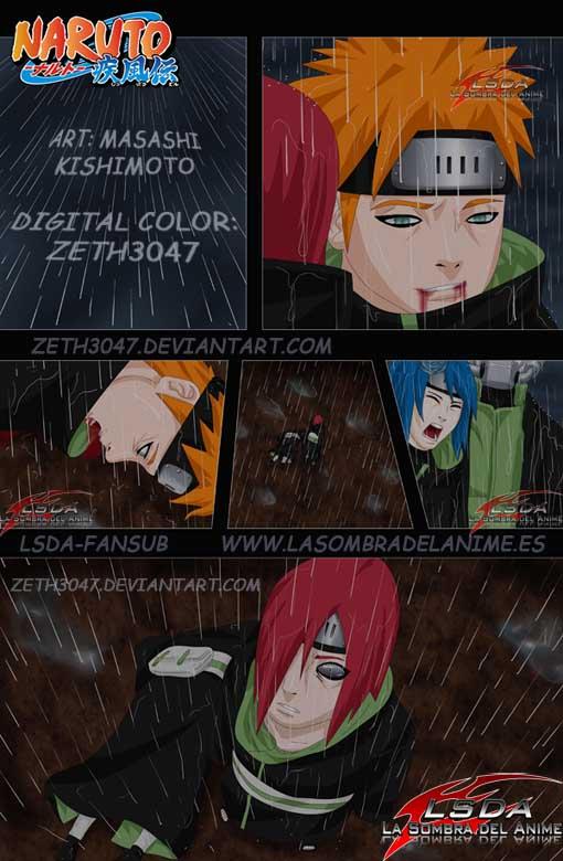 Naruto 248 raw manga
