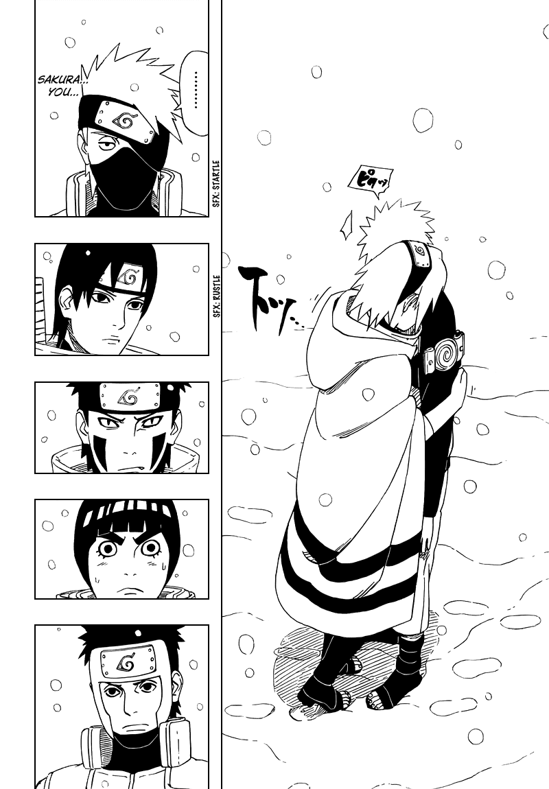 Read Naruto 469 Online - 14