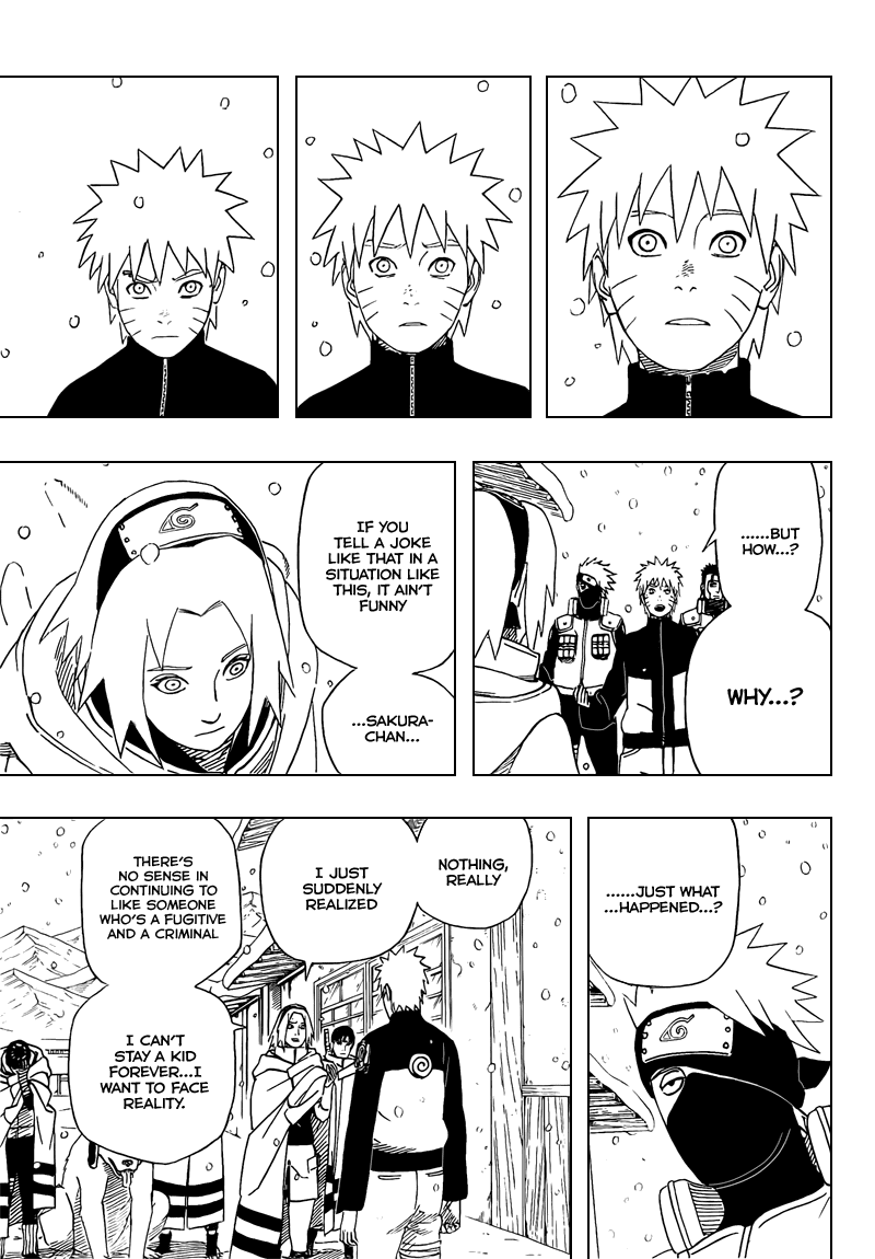 Read Naruto 469 Online - 11