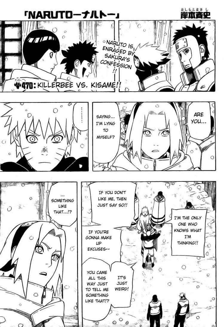 Read Naruto 470 Online - 01