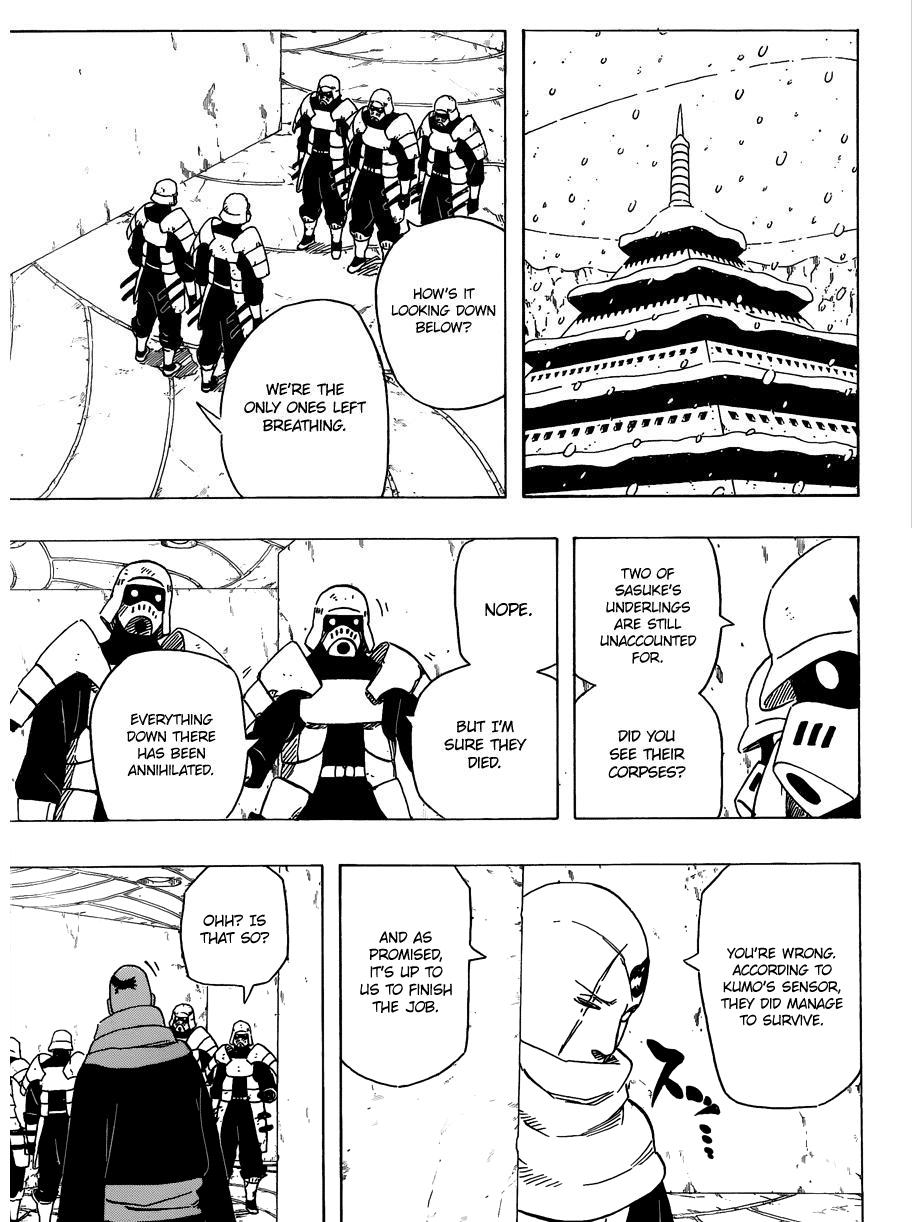 Read Naruto 473 Online | 08 - Press F5 to reload this image