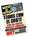 TODOS CON EL SUBTE