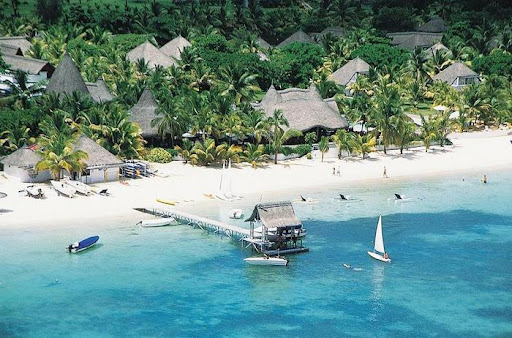 Traumstrand Mauritius