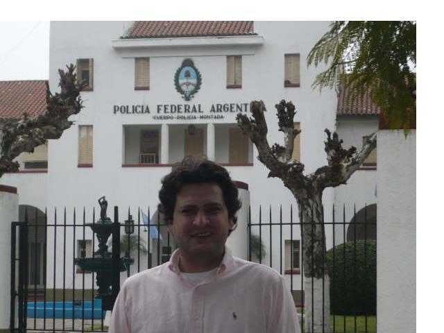 Professor Rodrigo Canda