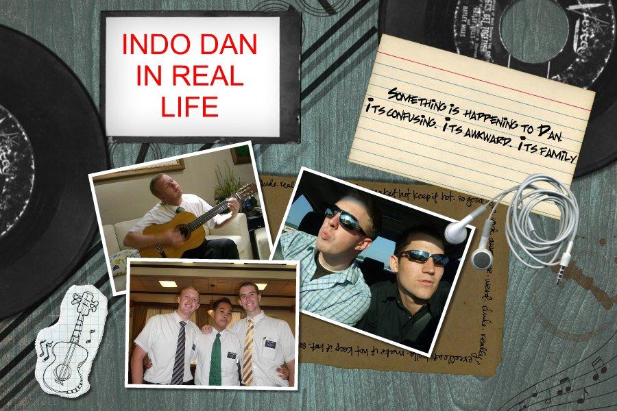 Indo Dan in Real Life