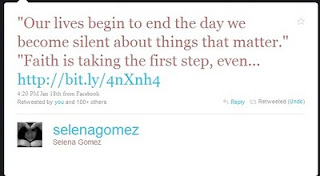Selena Gomez: Tema Principal [CLOSED] - Página 2 Tweettwo