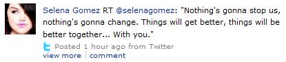 Nick+Selena= Nelena Selena