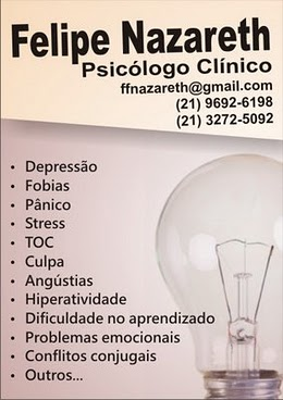 PSICOTERAPIA - UMA FERRAMENTA DE AJUDA!