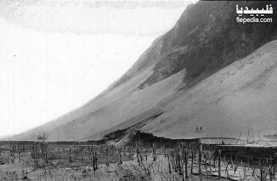 أعنف ثورات بركانية في التاريخ 5