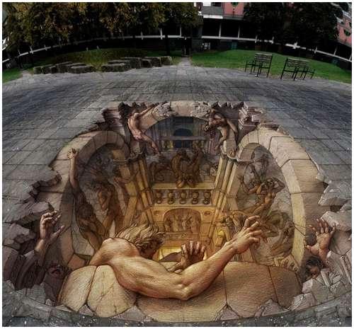Street Illusions 11