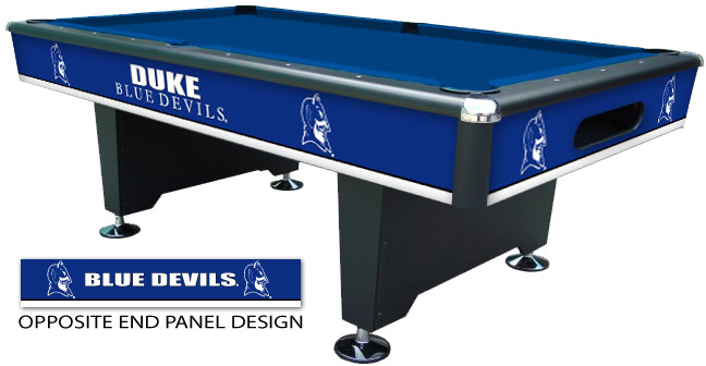 university pool table