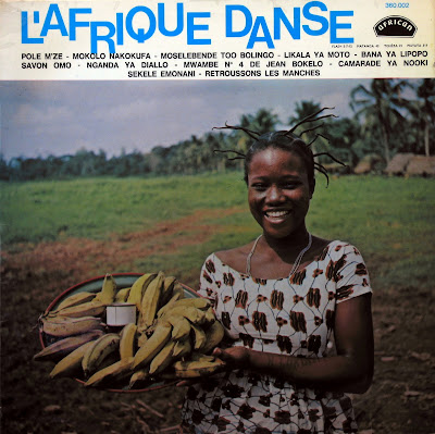 l'Afrique Danse No 2 - Various Artists,african 360.002