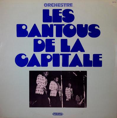 Orchestre Les Bantous de la Capitale - Bakolo Mboka,Fiesta 1978