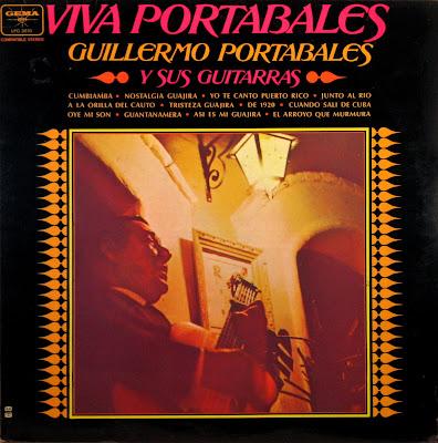 Guillermo Portabales y sus Guitarras -Viva Portabales, Gema 1976