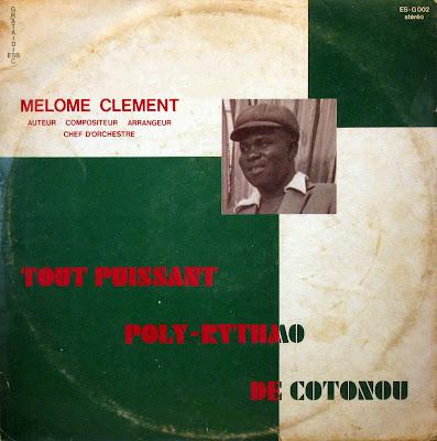 MГ©lome ClГ©ment & TP Poly-Rythmo de Cotonou,ESB