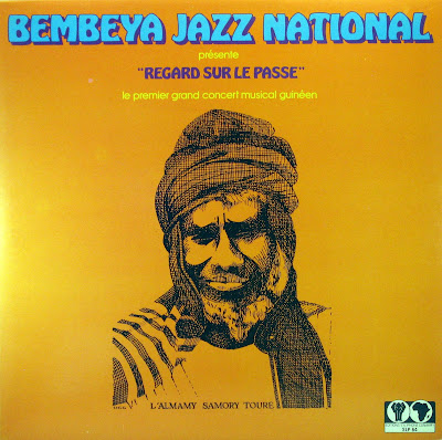 Bembeya Jazz National - Regard sur le Passe,Syliphone Conakry 1977