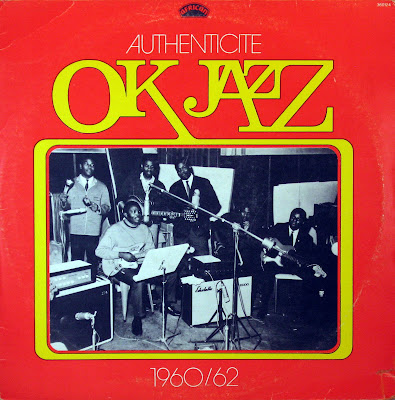 OK Jazz - AuthenticitГ©,african 1964