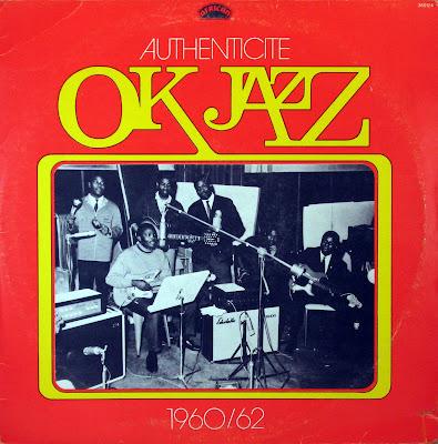 OK Jazz - AuthenticitГ©,african 1964