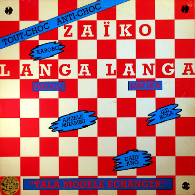 ZaГЇko Langa-Langa - Tala Modele Echanger,Safari Ambiance