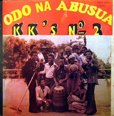 K.K.'s No.2 - Odo na Abusua,Essiebons Enterprises Limited 1976