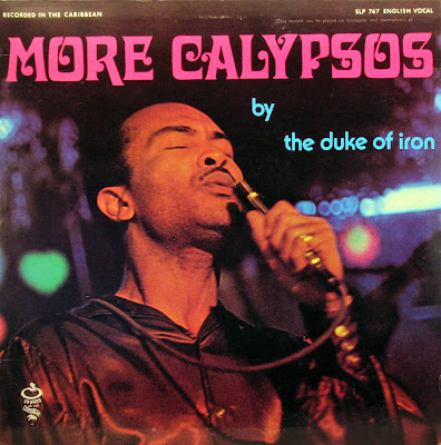 More Calypsos by The Duke of Iron,Sounds of the Caribbean
