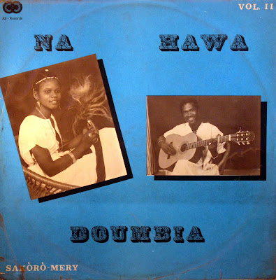 Na Hawa Doumbia - SakГІrГІ Mery,AS Records 1982