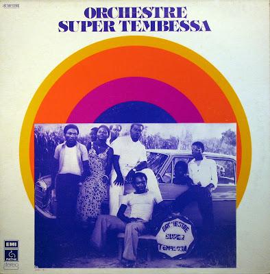 Orchestre Super Tembessa,PathГ© Marconi / EMI 1976