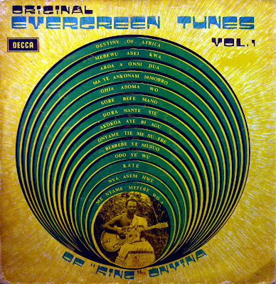 King Onyina - Original Evergreen Tunes vol. 1,Decca , Happy Bird