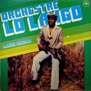 Daniel Engobo, Orchestre Lolango,Sonafric 1979