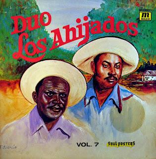 Duo Los Ahijados vol. 7 - Kikiribu Mandiga,Soul Posters