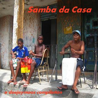 Samba da Casa - Various Artists