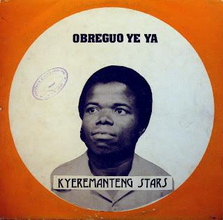 Kyeremateng Stars - Obreguo Ye Ya,Happy Bird 1977