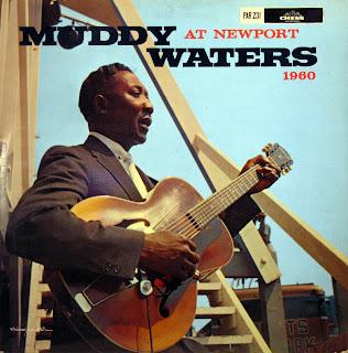 Muddy Waters - at Newport 1960,Chess International 1960