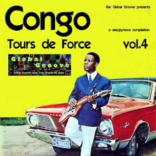 Congo, Tours de Force vol.4 - Various Artists