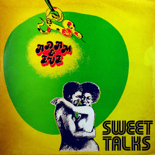 Smart Nkansah and his Sweet Talks - Adam and Eve,Philips 1975