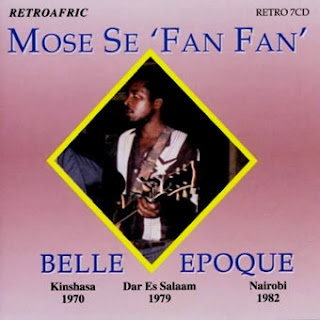 Mose se Sengo 'Fan Fan' - Belle Epoque,RetroAfric 1994 cd