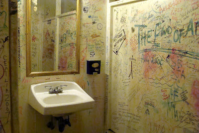 Bathroom at The Barking Spider