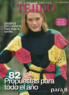 Descargas de revistas de tejidos Pag0001