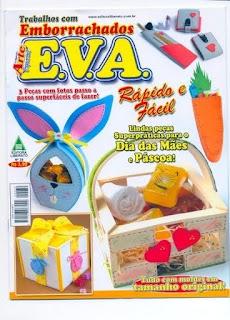 Descargas de revistas de fomi Arte+eva+portada