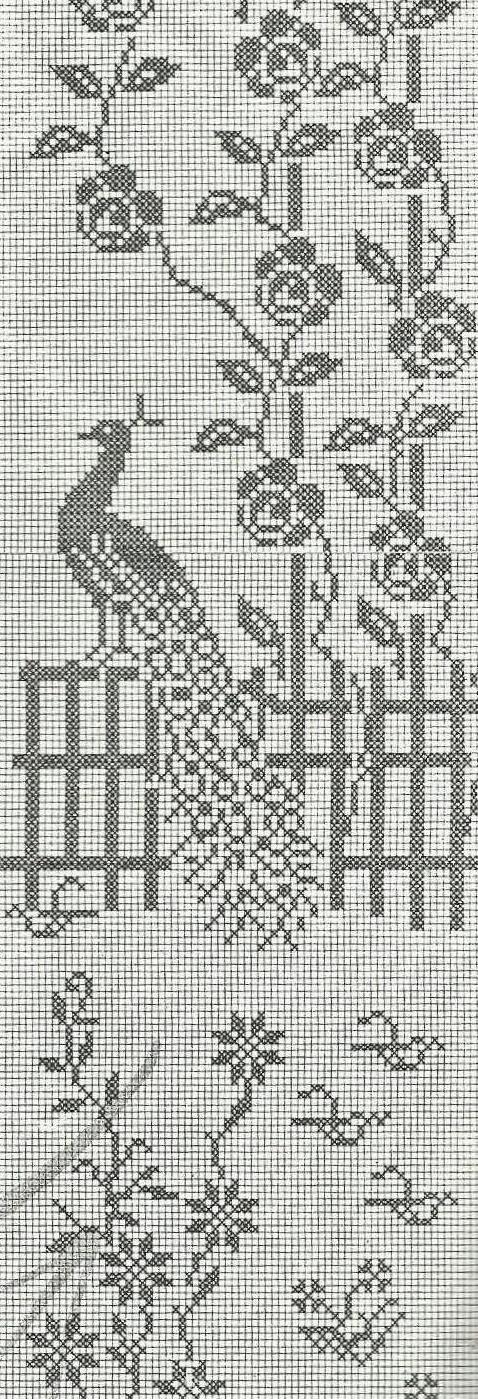 Cortina pavo real for Quiero ver cortinas