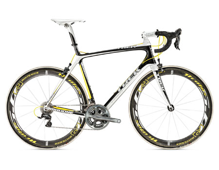 RACE ROAD: Trek Madone 6.9