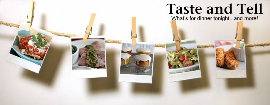 Taste and Tell Places &amp; Products