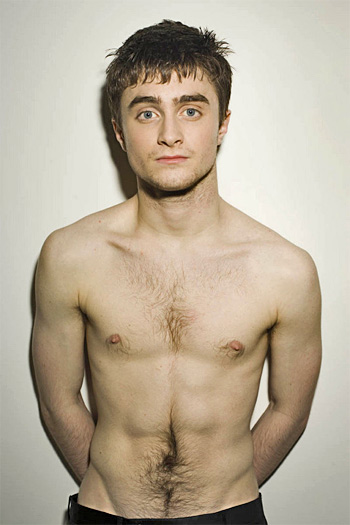 Daniel Radcliffe Sexy Harry Potter Photos and Pictures