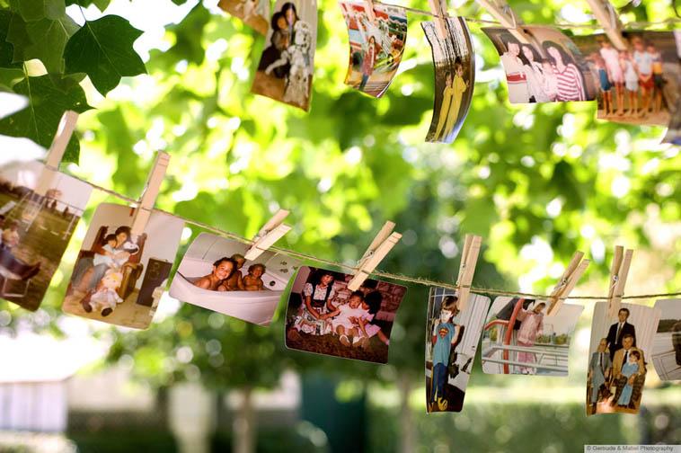 Mais ideias de decoração para seu casamento  Olha a Noiva